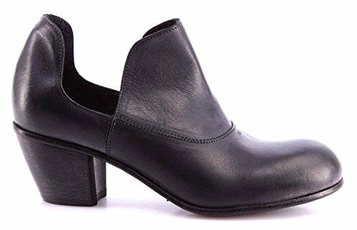 scarpe-tacco-donna-moma-44503-1a-albino-pelle-nero-vintage-made-in-italy-nuove