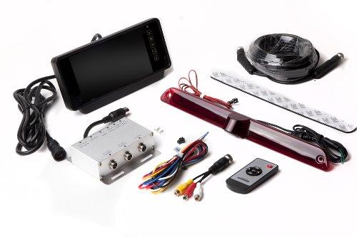 Mercedes Sprinter Van OEM Backup Camera Kit with