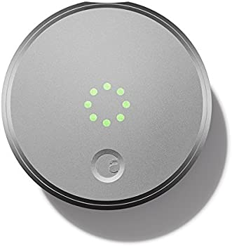 August Keyless Wi-Fi Enabled Home Entry Smart Lock