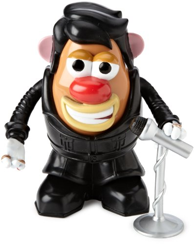 Elvis Presley '68 Special Mr. Potato Head