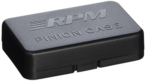 RPM Pinion Gear Case, Black