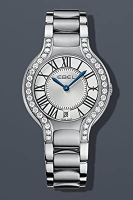 Ebel Womens Beluga Diamond Lady watch 1216071 by Ebel
