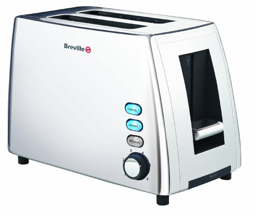 Breville Polished 2-Slice Stainless Steel Toaster from Breville