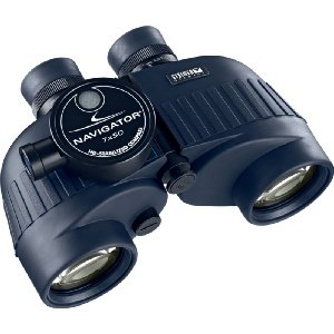 Steiner Navigator Binoculars: 7 X 50 Navigator C Binocular W/ Compass