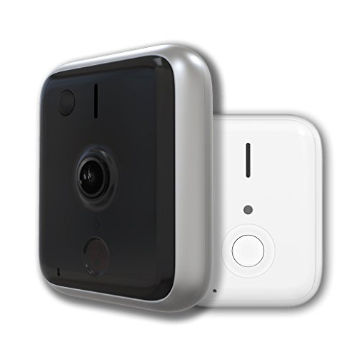 iseeBell Wi-Fi Enabled HD Video Doorbell with Two-way Audio, Night Vision and Smart App Control