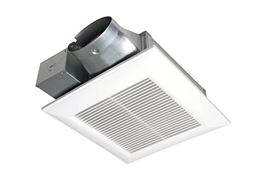Panasonic FV-10VS3E Whisper Value 100 CFM Fan, White (Bathroom Fan Low Noise compare prices)
