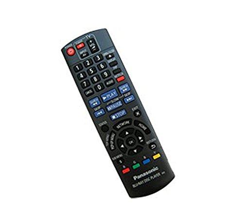 OEM Panasonic Remote Control Originally Supplied with DMP-BD75, DMP-BD755, DMP-BD755P, DMP-BD75P, DMP-BD75PC (Panasonic Dmp Bd755 compare prices)