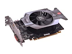 XFX ATI Radeon HD6670 1 GB DDR5 Displayport/DVI/HDMI PCI-Express Video Card (HD667XZWF4)