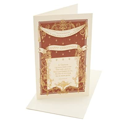 William Shakespeare Christmas Card - Love's Labour's Lost