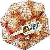 VIDALIA ONIONS FRESH PRODUCE 3 LB BAG