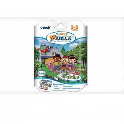 Imagen de VTech V-Motion Smartridge: Little Einsteins