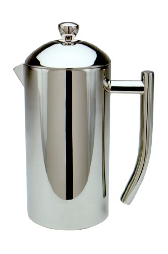 Frieling Polished Stainless French Press, 17-Ounce