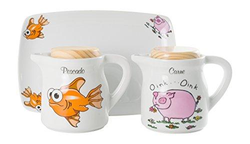 la-cija-pez-y-cerdo-barattoli-del-grasso-in-porcellana-con-vassoio-colore-bianco