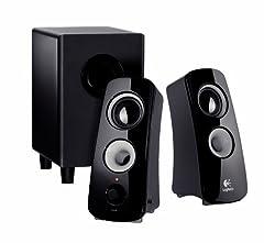 Logitech Z323 2.1 Lautsprechersystem 30 W RMS schwarz ab 32,90 Euro inkl. Versand