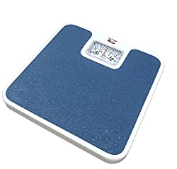 Virgo Manual Weighing Scale (Blue White)