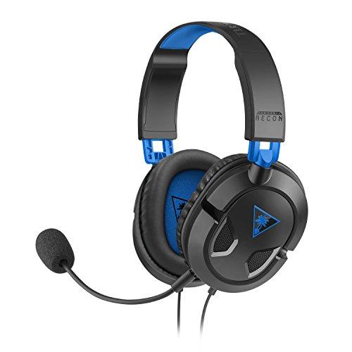 Turtle Beach Ear Force Recon 50P casque gaming (PS4, Xbox One - Compatible directement avec la nouvelle manette)