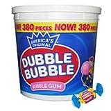 Double Bubble-Americas Original Bubble Gum, 380t Bucket
