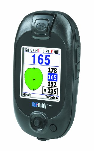 Golf Buddy Tour GPS Range Finder DSC-GB300