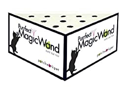 Patchwork Pet 10-Wand Purrfect Magic Wand Display Toy for Cats