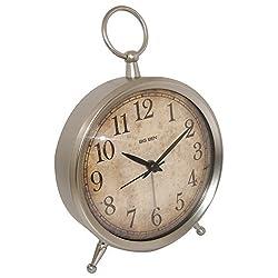 Westclox 49829V Big Ben Metal Case Decor Alarm Clock with Quartz Accuracy by Westclox
