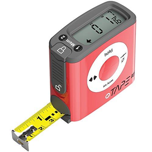 Digital Measuring Length : Etape et i ib e digital tape measure polycarbonate