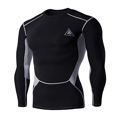 mensathletic-compression-sport-running-long-sleeve-t-shirtblack