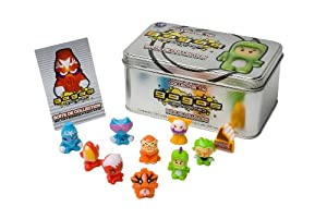 iToys Crazy Bones Collectors Tin - Assortments May Vary from iToys Inc.