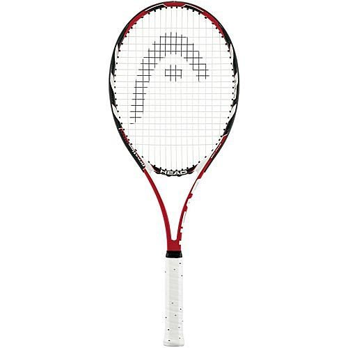 Head Microgel Prestige Pro Unstrung Tennis Racquet, 4 1/2-Inch Grip (Head Prestige Pro compare prices)