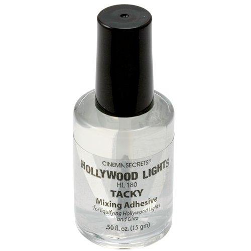 Cinema Secrets Hollywood Lights Tacky, 1/2 oz.