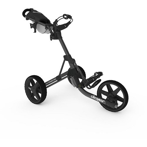 Clicgear Model 3.5+ Golf Cart, Charcoal/Black (Golf Trolley compare prices)