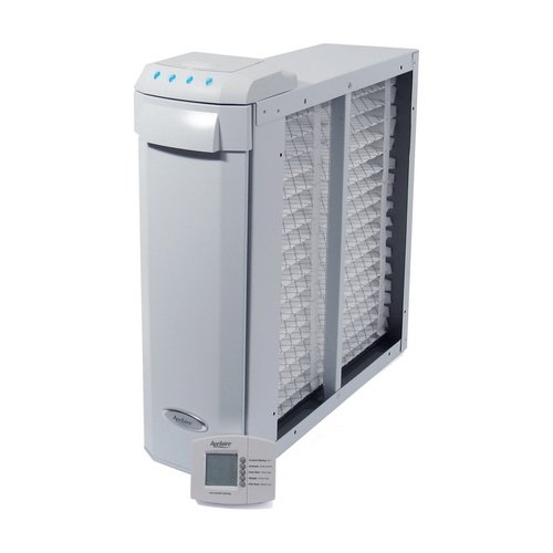 Aprilaire 4300 Whole House Air Purifier, High Efficiency Air Cleaner W/ One Touch Controls