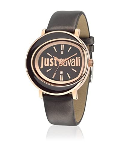 Just Cavalli Orologio al Quarzo Woman Lac Nero 42 mm