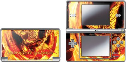 Skinit The Hunger Games Mockingjay Vinyl Skin for Nintendo DS Lite