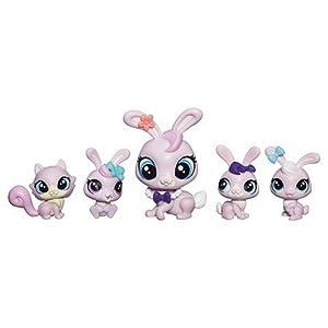 Littlest Pet Shop Surprise Families Mini Pet Pack - Bunnies TRG