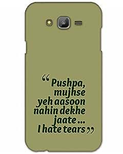 Samsung Galaxy J7 Mobile Cover Case