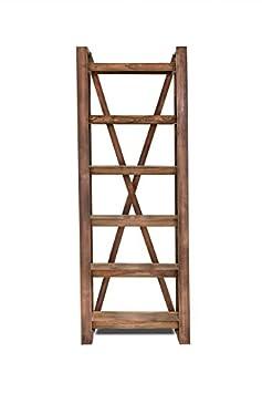 Sit-Möbel 2798-04 Regal Sahara, 6 estantes, aproximadamente 70 x 40 x 190 cm