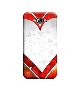 EPICCASE Premium Printed Back Case Cover With Full protection For Samsung Galaxy E5 (Designer Case)