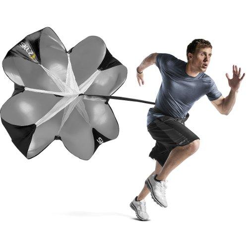 SKLZ Speed Resistance Training Parachute with Free SKLZ Carry Bag