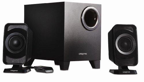 【Amazonの商品情報へ】Creative Inspire 2.1chスピーカー T3130 IN-T3130
