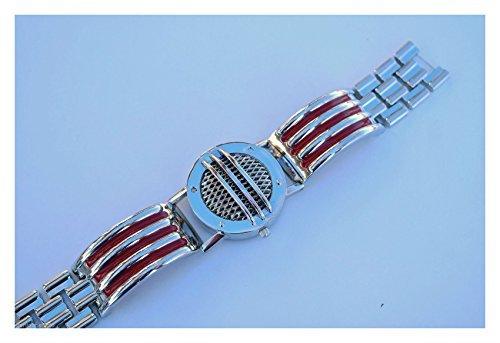 Communicator Red Metal Ranger Bracelet Cosplay Prop Power (Cosplay Power Rangers)