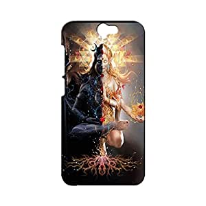 BLUEDIO Designer Printed Back case cover for HTC One A9 - G2765