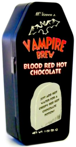 Vampire Brew Blood Red Hot Chocolate Cocoa