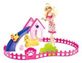 Toy - Barbie Puppy Play Park