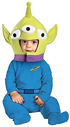 Amazon Com Toy Story Alien Baby Costume Infant And