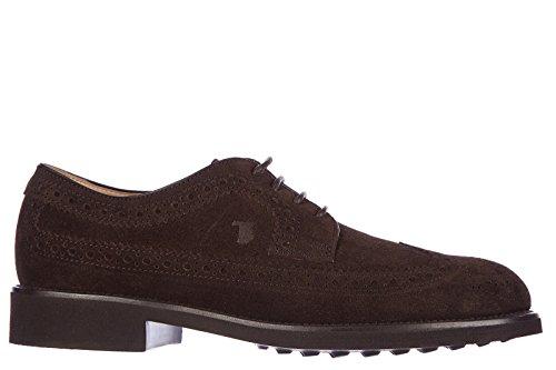 tods-clasico-zapatos-de-cordones-en-ante-hombres-nuevo-derby-bucature-marron-eu-40-xxm0oxc11re09997