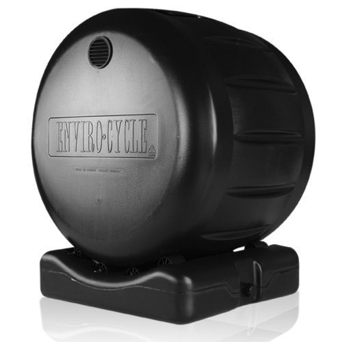 Envirocycle Original Composter Black