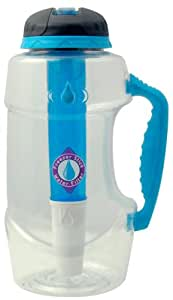 753 EZ Freeze Pure with freezer and water filter, 64-Ounce