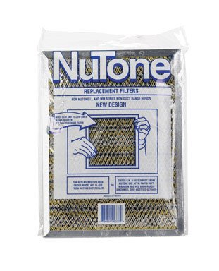 Broan/nutone Replacement Range Hood Filter (ll62f) (Nautilus Range Hood Parts compare prices)