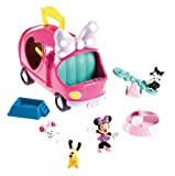 Fisher-Price Disney Minnie Mouse Bowtique Minnie's Pet Tour Van
