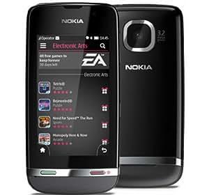 Nokia Asha 311 Dark Grey 4GB included Factory Unlocked International Version PENTA BAND 3G HSDPA 850 / 900 / 1700 / 1900 / 2100 by Nokia